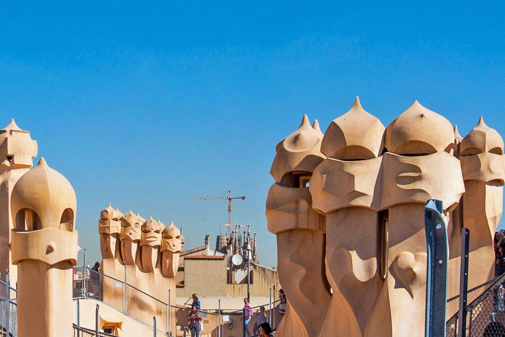 In the Land of Gaudi – Barcelona, Spain