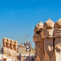 In the Land of Gaudi – Barcelona, Spain