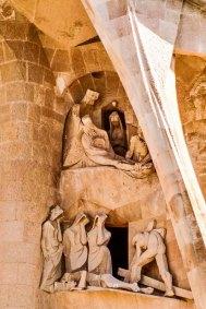 Gaudi-Sagrada Passion.
