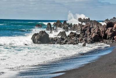 Lanzarote-Los Hervideros 2.