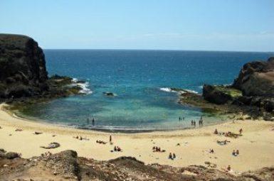 Lanzarote- Playa de Papagayo