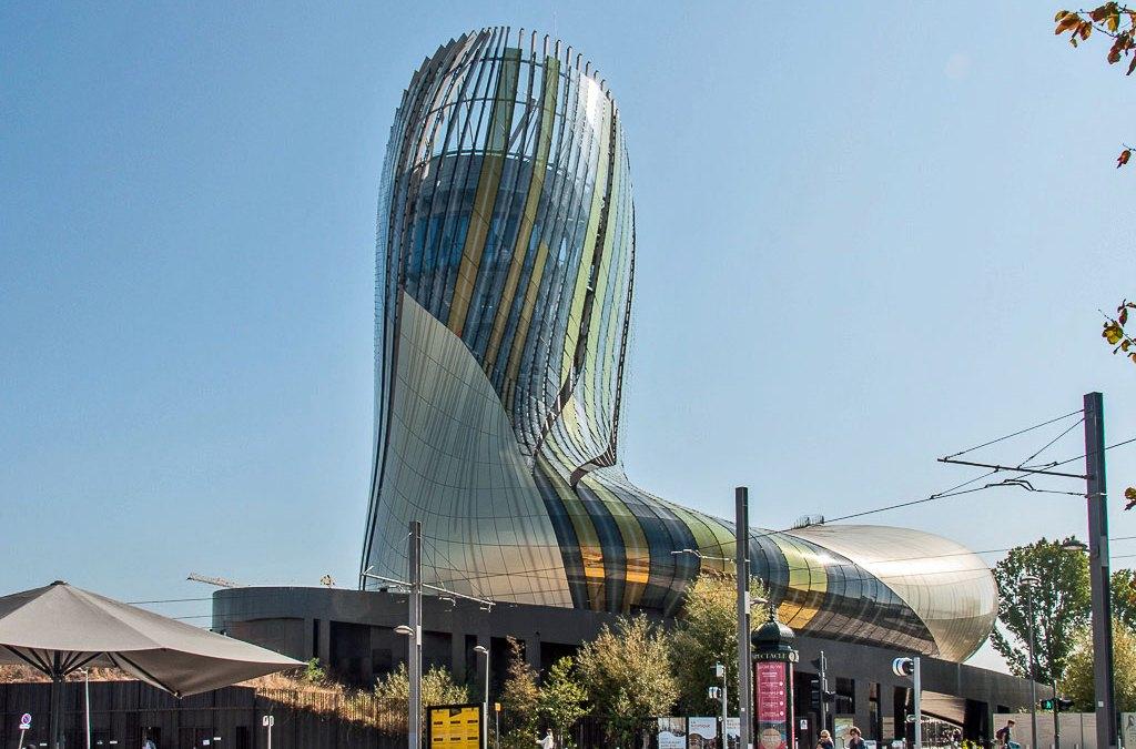 Bordeaux –  La Cité du Vin