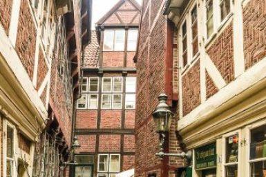 Hamburg-Krameramtswohnungen