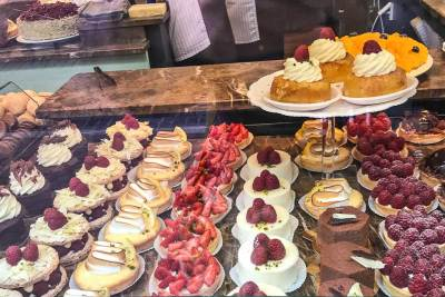 Gmeiner  pastry shop's fame extends far beyond Freiburg.