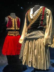 The Nureyev Collection includes costumes from ballets performed and produced by the dancer throughout his career.