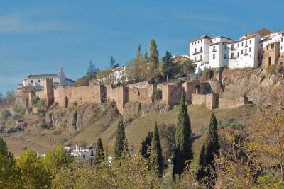 Ronda Moorish walls (2)