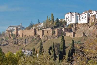 Ronda Moorish walls (2)