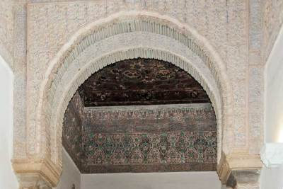 Details of Mudéjar craftsmanship at the Alcazàr palace (3).
