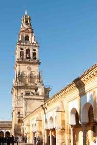 The minaret of the Mezquita (2).