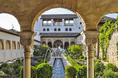 The Fountains of Generalife (1)