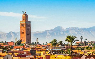 The Gem of Morocco – Mythical Marrakech