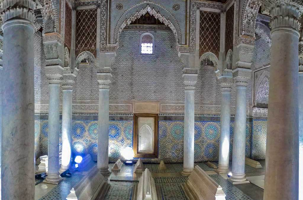 Mythical Marrakech – The Great Palaces of the Medina