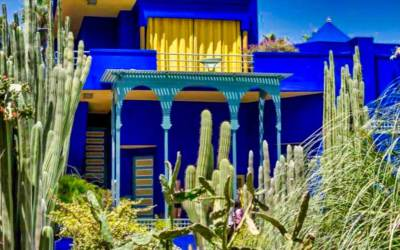 Mythical Marrakech – The Majorelle Garden