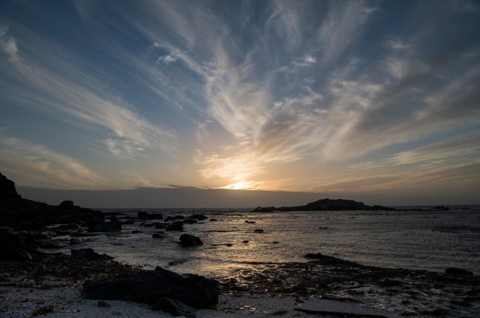 coucher de soleil (Namibie)