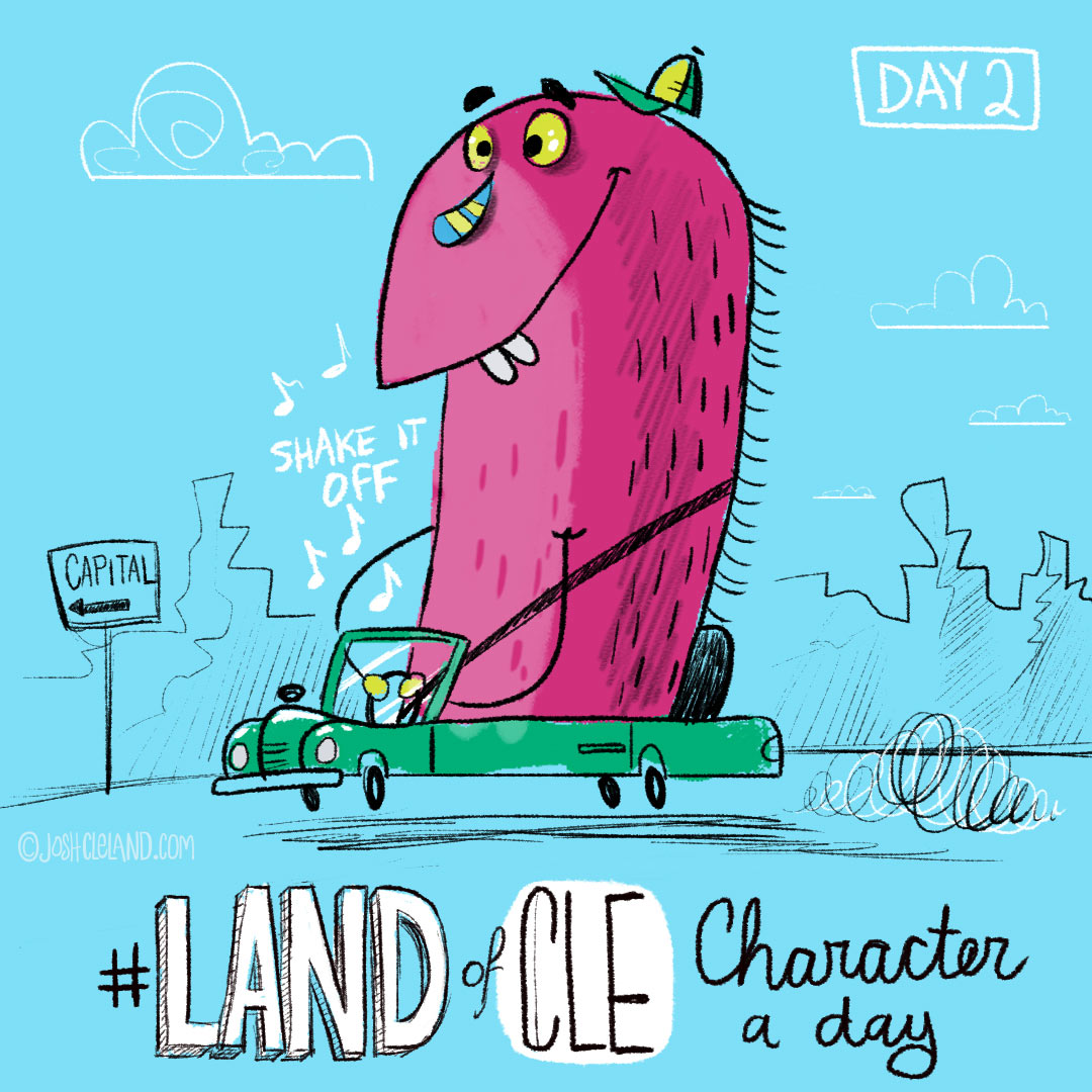 Land of Cle day 2 by Josh Cleland