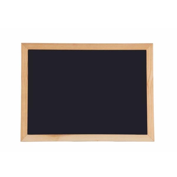Wood Frame Chalk Blackboard Board