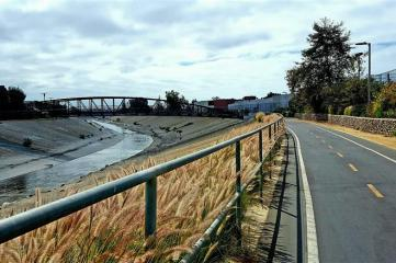Del Rey - Ballona Creek Bike Path
