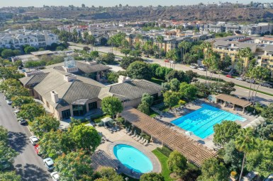 Aerial View of The Centerpoint Club in Playa Vista, CA