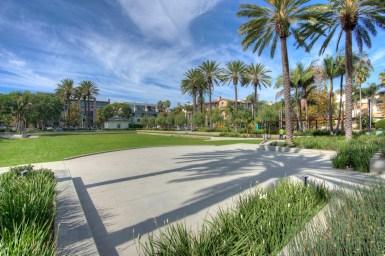 Concert Park in Playa Vista, CA