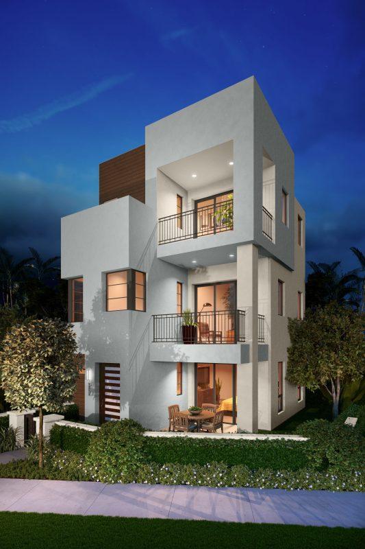 The-Collection-Plan-1XA-Playa-Vista-Homes