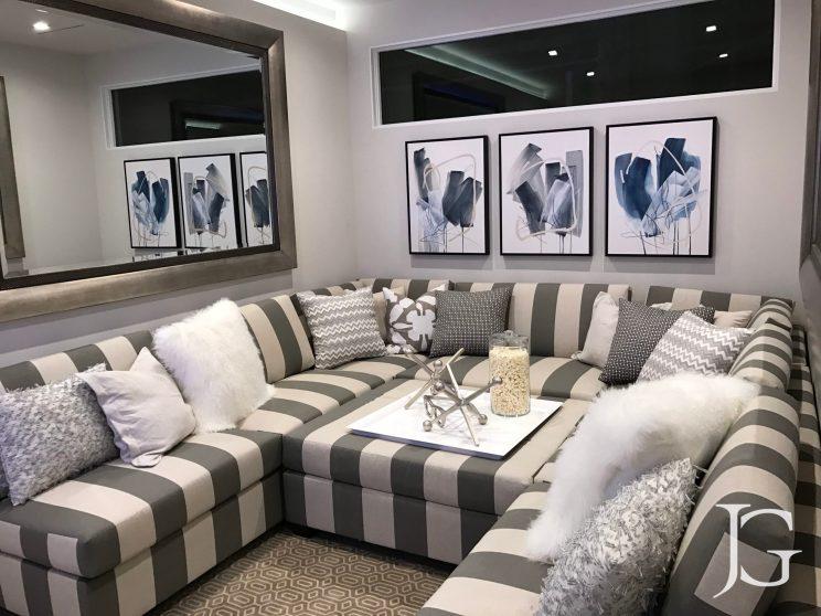 Jewel Playa Vista Plan 2 2nd Floor Lounge Area