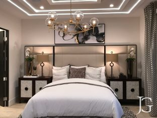 Jewel Playa Vista Plan 1 Primary Bedroom