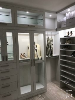 Jewel Playa Vista Plan 2 Master Closet