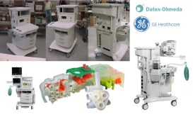 AISYS Carestation Anesthesa Machine (GE Healthcare/Datex-Ohmeda)
