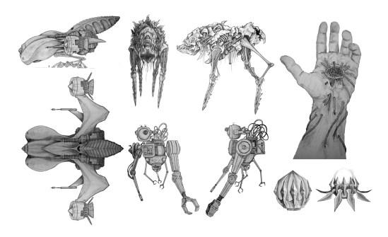 Concept Art (Astropolitan Pictures)