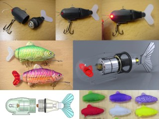 Mechanical Fishing Lure