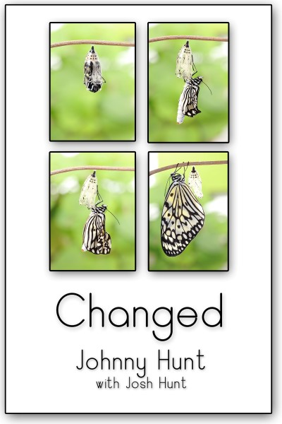 A chrysalis can teach us about spiritual growth