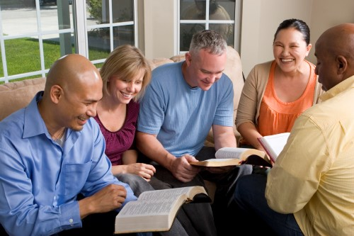 Prefer discussion Bible Study rather than lecture?