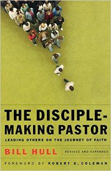 disciplemaking pastor