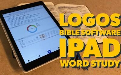 Bible Word Study on Logos