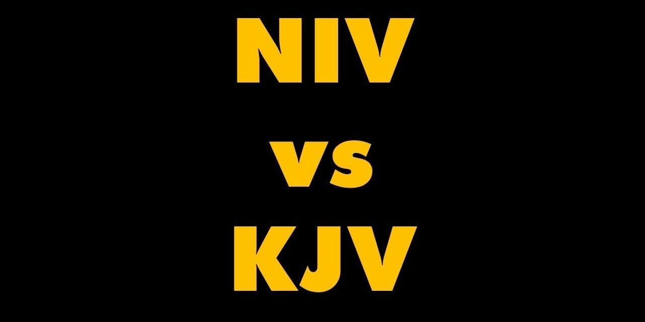 NIV vs KJV