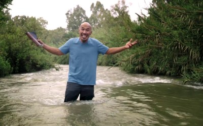Francis Chan Shares his heart for the Church