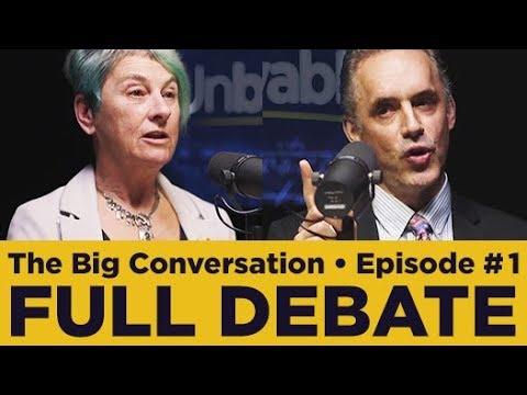 Jordan Peterson vs Susan Blackmore • Do we need God to make sense of life?