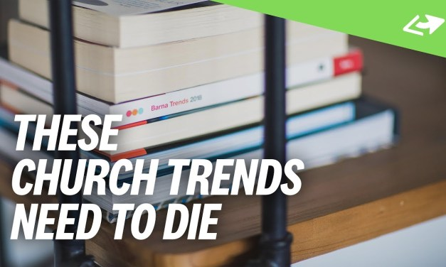5 Church Trends I'd Like To See Die
