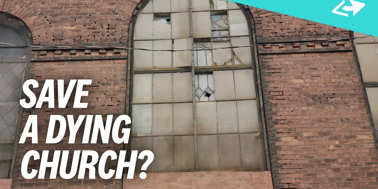 How To Turn Around A Dying Church