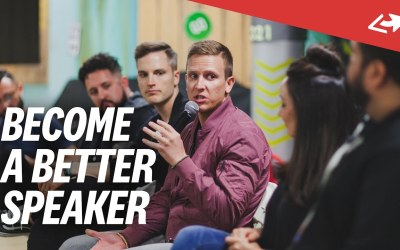 5 tips to becoming a better speaker