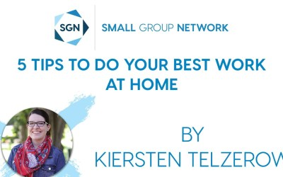 5 Tips To Do Your Best Work At Home