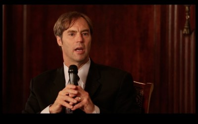 """Darwin's Doubt"" with Stephen Meyer"