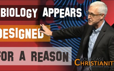 Why the Appearance of Design in Biology is Best Explained by the Existence of God