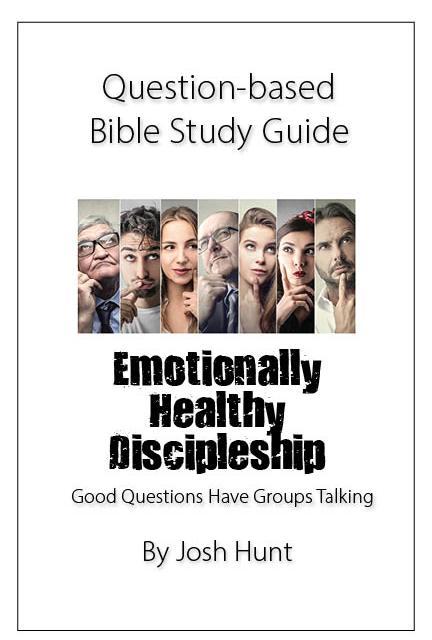 Jonah — An emotionally UNhealthy disciple