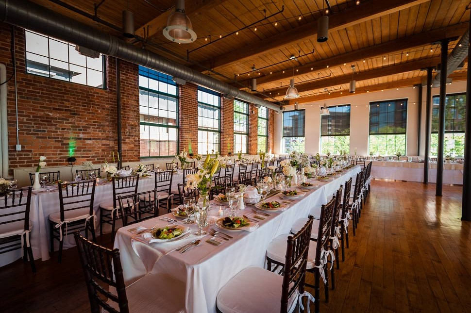 Huguenot Certus Loft Wedding Photos and Info  J Jones Photography