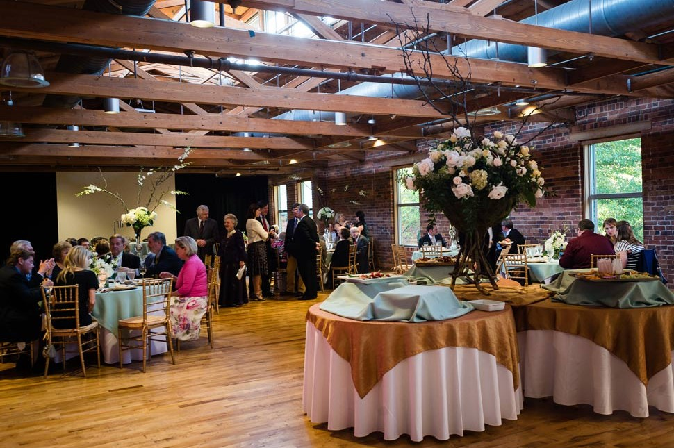 Huguenot Loft Wedding Photos and Info  J Jones Photography