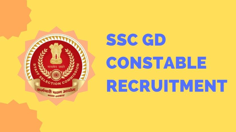 SSC GD Constable Recruitment Bharti 2020 Ki Full Information in Hindi