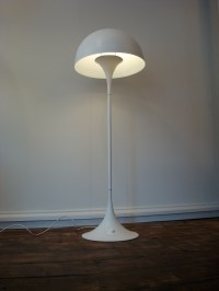 Panthella-Style Floor Lamp - Josh Thomas Design House
