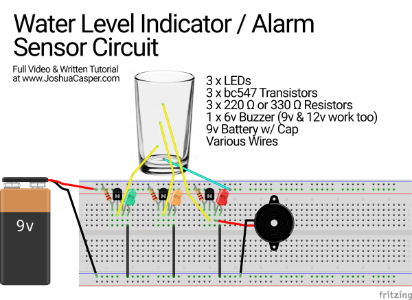 3-LED-Water-Level-Sensor-Alarm