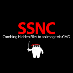 Combining / Hiding Files in an Image via CMD